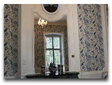 Замок Алатскиви: Голубая гостиная