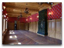 Замок Алатскиви: Большой зал