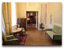 Замок Алатскиви: Анфилада комнат