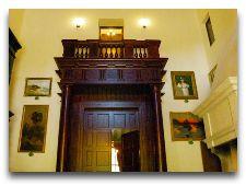 Замок Алатскиви: Комната на 1 этаже