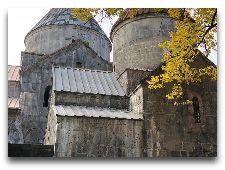 Достопримечательности Алаверди: Монастырь Санаин