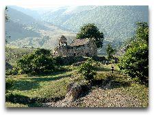 Достопримечательности Алаверди: Монастырь Сятого Оганеса