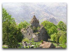 Алаверди. Общая информация: Монастырь Санаин
