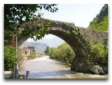 Алаверди. Общая информация: Санаинский мост