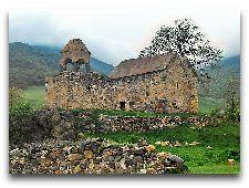 Алаверди. Общая информация: Монастырь Сятого Оганеса