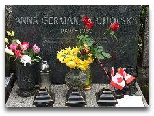 Места, связанные с Анной Герман