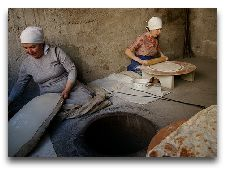 Кухня Армении: Армянский лаваш