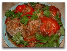 Кухня Армении: Толма Эчмиадзинская