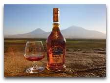 Кухня Армении: Коньяк