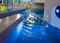 Аквапарк Atlantis H2O: Бассейн с течением