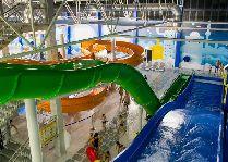 Аквапарк Atlantis H2O: Горки