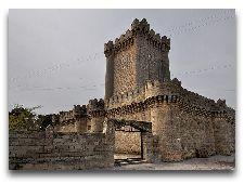 Историко-архитектурные памятники: Мардакяндская крепость