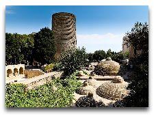 Историко-архитектурные памятники: Девичья башня