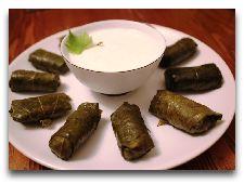 Кухня Азербайджана: долма