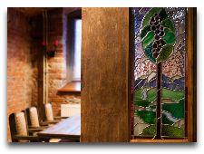 Ресторан Baieri kelder: Вход в банкетный зал