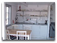 Boat House 3: Лодочный домик кухня