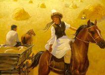 Центр Рух-Ордо: Картина в музеи
