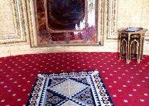 Центр Рух-Ордо: В Мусульманской мечети