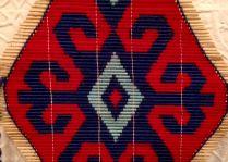 Центр Рух-Ордо: Киргизские узоры