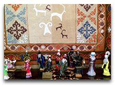 Центр Рух-Ордо: Экспонаты в музеи