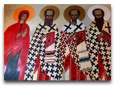 Центр Рух-Ордо: В православной часовне