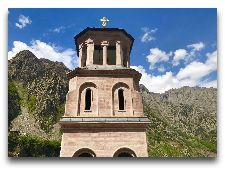 Дарьяльский монастырь