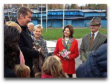 Зоо и сафари парк Kolmården: Королевская семья