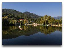 Достопримечательности Дилижана: Озеро Парз лич