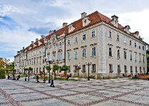 Дворец Schaffgotschów в Цеплиц