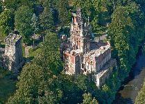 Дворец в Wojanowie - Bobrowie