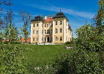 Дворец и дом Вловы в Łomnicy