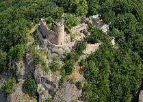 Замок Chojnik в Sobieszowie