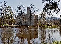 Замок в Karpnikach