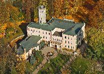 Королевский дворец в Mysłakowicach