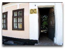 Дом–музей А.С. Пушкина в Кишинёве: Вход в музей