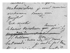 Дом–музей А.С. Пушкина в Кишинёве: Из Кишиневского дневника