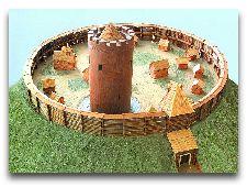Достопримечательности Бреста: Музеи и Памятники: Каменецкая башня