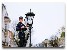Достопримечательности Бреста: Музеи и Памятники: Аллея фонарей