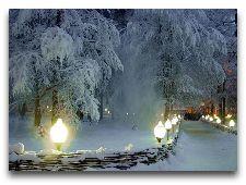 Беловежская пуща: Резиденция Белорусского Деда Мороза