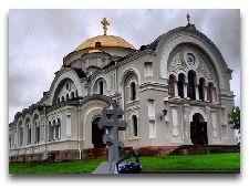 Достопримечательности Бреста: Свято Николаевский гарнизонный собор
