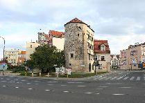 Достопримечательности города: Дом-Башня