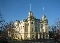 Достопримечательности города: Театр