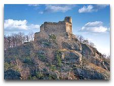 Достопримечательности города: Замок Хойник