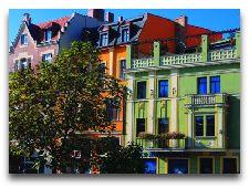 Достопримечательности города: Здания на улице Банковой