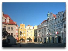 Достопримечательности города: Торговая площадь