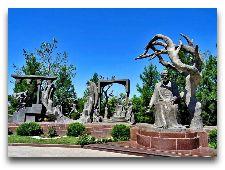 Достопримечательности Гянджи: Мавзолей Низами Гянджеви.