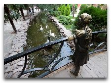 Достопримечательности Гянджи: Парк Хан Багы