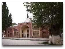 Достопримечательности Гянджи: Джума мечеть