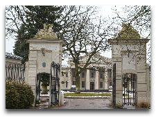 Достопримечательности Гродно: Замки и Храмы: Новый замок