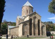 Самтавро - старейший женский монастырь